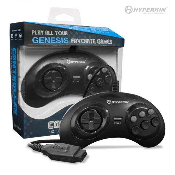 Sega Genesis Controller - Gn6 - High Quality - Sega Retro